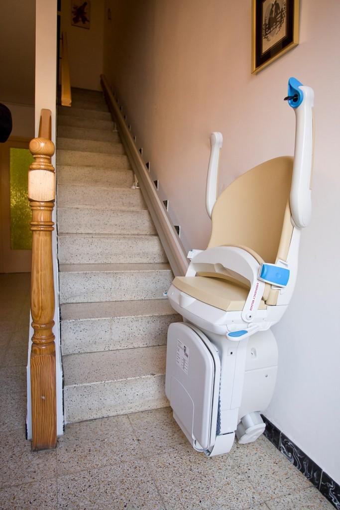 Cadira salvaescales AMICUS