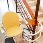 Cadira salvaescales tram corb model SOCIUS a Puigreig Lleida