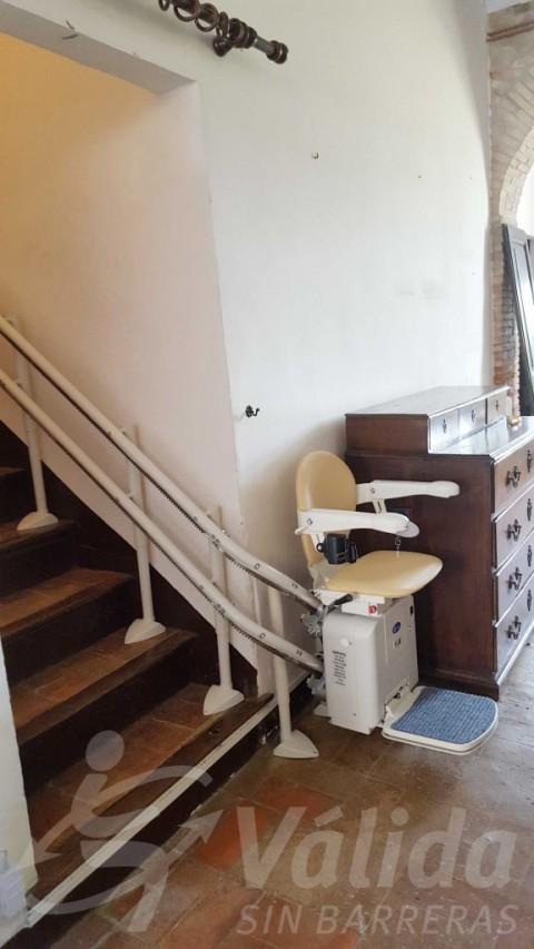 Cadira salvaescales model SOCIUS a Capman Girona