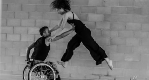 Dansa contemporània per a persones amb discapacitat a Girona