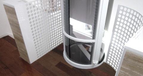 elevador vertical agile salvaescales