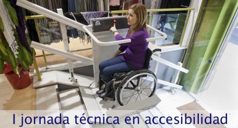 Accesibilitat dirigida a professionals salvaescales|INVITACIÓ I PROGRAMA DE LA I JORNADA TÈCNICA EN ACCESSIBILITAT