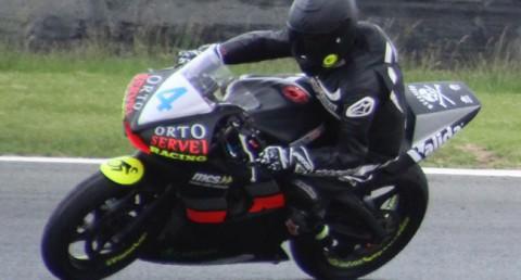 Pilot de carrera Handy Jordi Simon