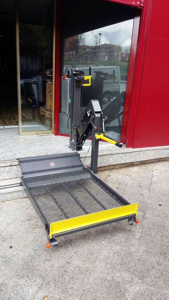 Plataforma elevadora OPTIUM
