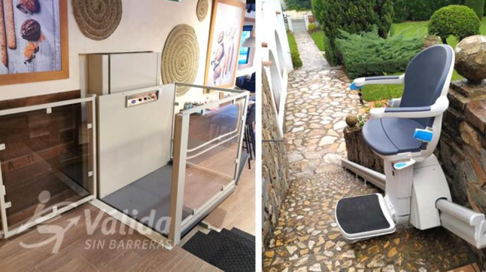 Comprar una silla salvaescaleras en Asturias precios y ofertas