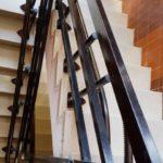 cadira per a pujar i baixar escales en comunitat de veïns a l'Hospitalet de l'Infant