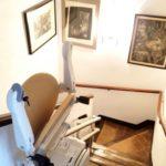 Cadira per pujar escales model SOCIUS a Girona Capmany
