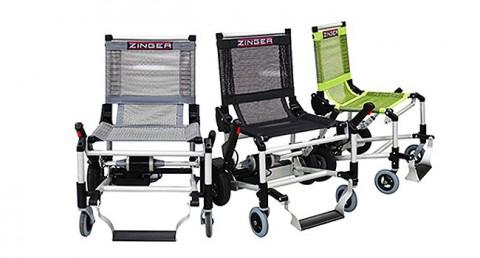 Cadira de rodes Zinger de Válida sin barreras|Jornada Tècnica Accessibilitat Válida sin barreras i MIFAS SIRIUS Girona
