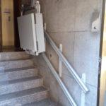 Plataforma elevadora Spatium elegant i funcional a Sabadell