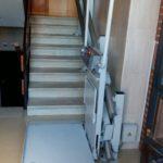 plataforma per cadira de rodes amb embarcament lateral fuenlabrada