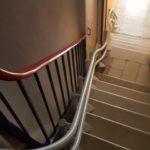 salvaescales a tarragona interior casa amb recorregut complex
