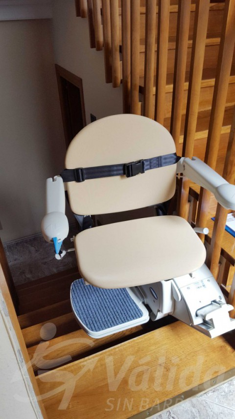cadira salvaescales barcelona còmoda baix consum elèctric
