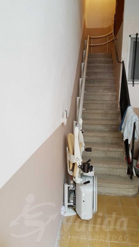 Portbou slvaescales cadira instalación empresa Válida sin barreras Socius