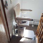 Pujaescales cadira instal·lació empresa Palamós Girona còmoda