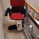 cadira per escales multiplanta devotus a sant joan vilatorrada