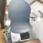 cadira pujaescales per a persones amb mobilitat reduïda a Collado Villalba