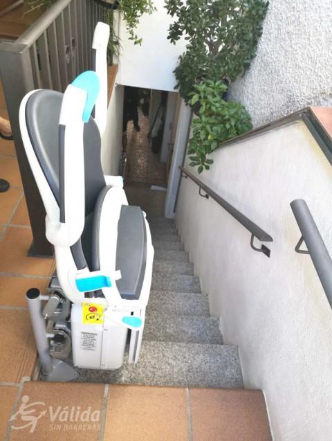 comprar cadira elevadora per a millorar l'accessibilitat de l'entorn a Madrid