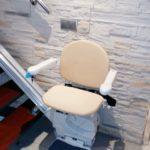 cadira salvaescales de disseny en casa de madrid