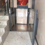 Elevador vertical Nexum instal·lat a comunitat de veïns de Lugones a Astúries