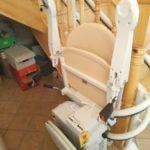 Solució per l'accés a la llar amb una ajuda pujaescales a Soria