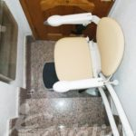 Cadira pujaescales Socius ocupa poc espai a Murcia, Blanca