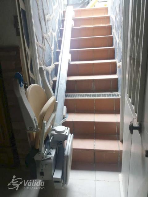 Suprimir les barreres arquitectòniques de l'entorn amb solucions salva escales a Illescas