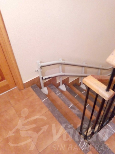casa particular instal·lació salvaescales Segovia model Socius