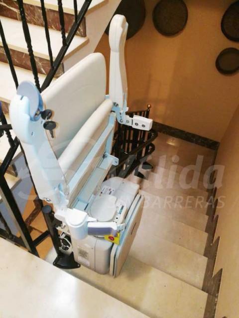 pujaescales Socius salvaescales pujar escales cadira Castellón Tírig