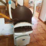 cadira pujaescales instal·lació casa particular accessibilitat Socius