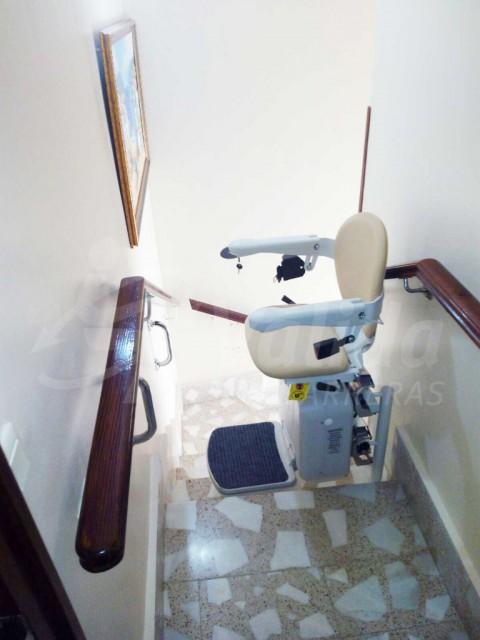 accessibilitat a casa Ávila Solana de Rioalmar discapacitat instal·lació