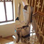 Instal·lació d'ajuda técnica de Válida sin barreras a Irún, Vizcaya