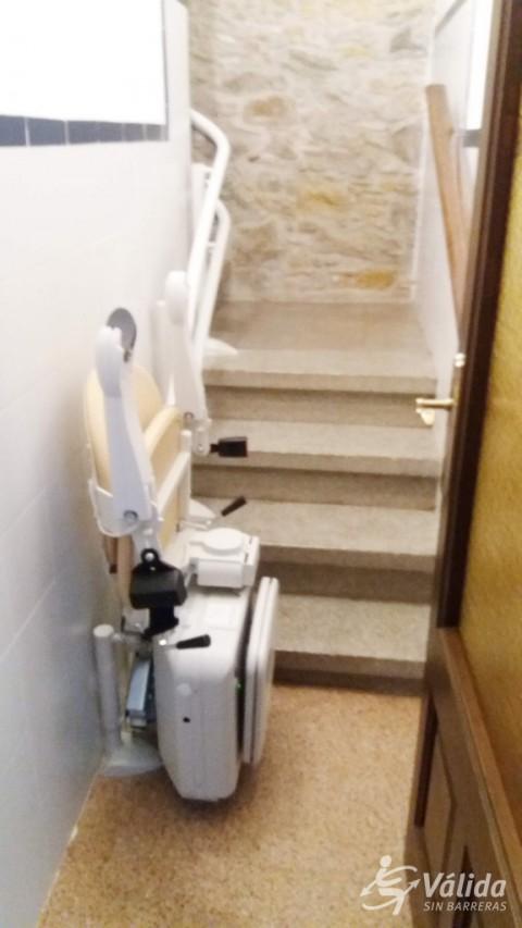 cadira salvaescales per l'autonomia i seguretat persones amb discapacitat