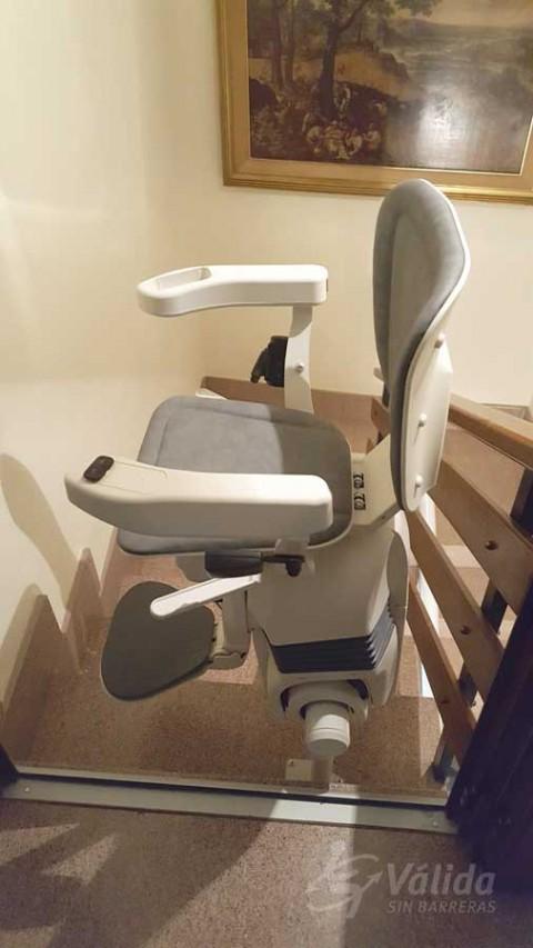 solució per la supressió de desnivells verticals per persones amb discapacitat