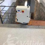 Plataforma salvaescales cadira rodes discapacitat viver i serrateix barcelona