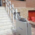 Válida sin barreras disposa d'un ample catàleg de salvaescales per l'accessibilitat