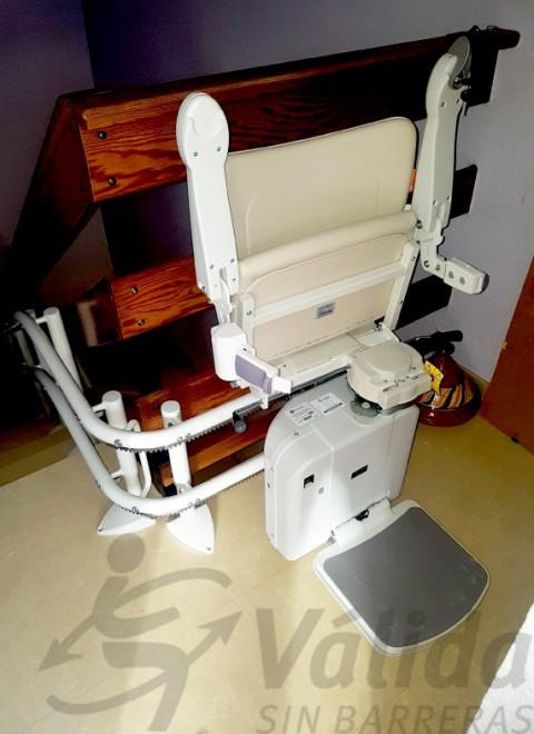 cadira salvaescales socius mutnada a caudete alicante