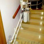 cadira per pujar i baixar escales comunitat veins alicante caudete
