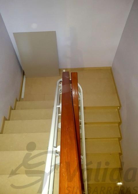 cadira per pujar escales corbes a alicant caudete