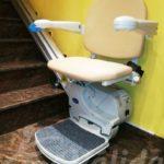 Cadira pujaescales Fidus de Válida sin barreras a Villena