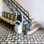 Cadira per pujar escales salvaescales Zamora Toro Castilla y León