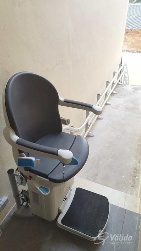 Millorar l'accessibilitat amb una ajuda tècnica per persones amb discapacitat