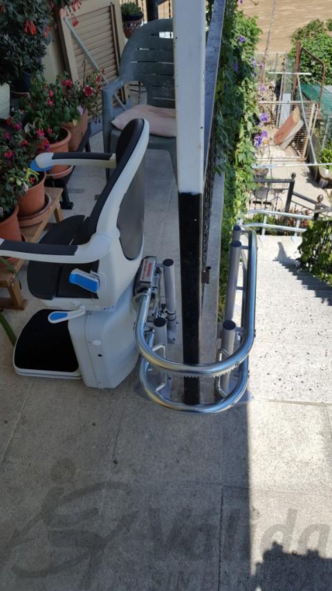 salvaescales girona far emporda per escales corbes