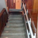 Spatium per a salvar 9 escalons a comunitat veïns madrid