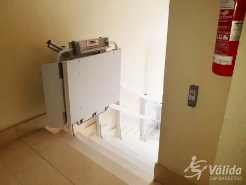instal·lació de plataforma elevadora a bon preu