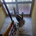 cadira elevadora muntada interior comunitat a madrid model socius