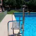 cadira elevadora piscina casa particular minusvàlid guadalajara