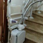 solucio en accessibilitat per pujar i baixar escales a reus