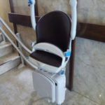 cadira per pujar escales corbes a madrid centre