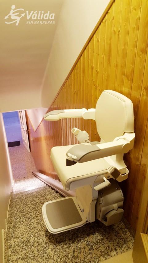 comprar cadira pujaescales a bon preu per a persones amb discapacitat