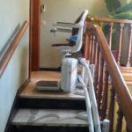 solucio en accessibilitat per a l'interior de una casa particular de olot